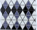 正三角モザイクタイル トライ RG-10+1+2 3色デザイン貼