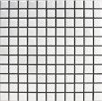 画像1: 昔からのタイル 25ミリ角 白色ブライト N-1 (1)