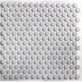 19ミリ丸 モザイク ライトグレー52