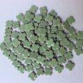 クローバータイル バラ石 パステルグリーン1B
