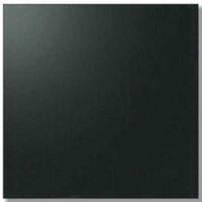 画像2: 150角M-2 磁器質 内外装壁 黒色マット