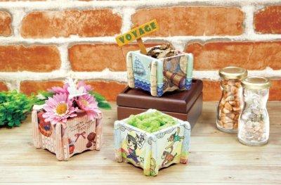 画像1: 組立式花瓶