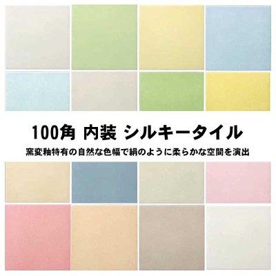 画像1: 【SILKY】100角 シルキー